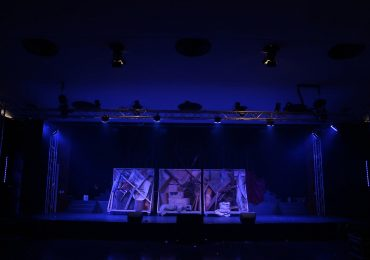 Epping Boys High School Stage Design for Musical