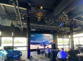 LED Screen Hire and Technical Service for BMW Dealer Launch